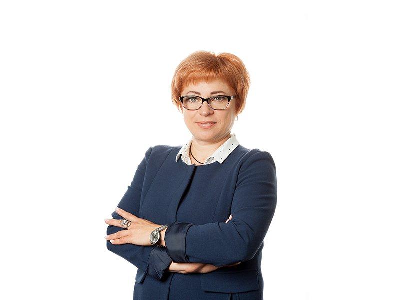 Olga Mikesková (Klientská linka)