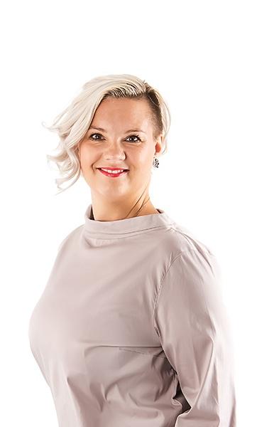 Andrea Vnoučková (Klientská linka)