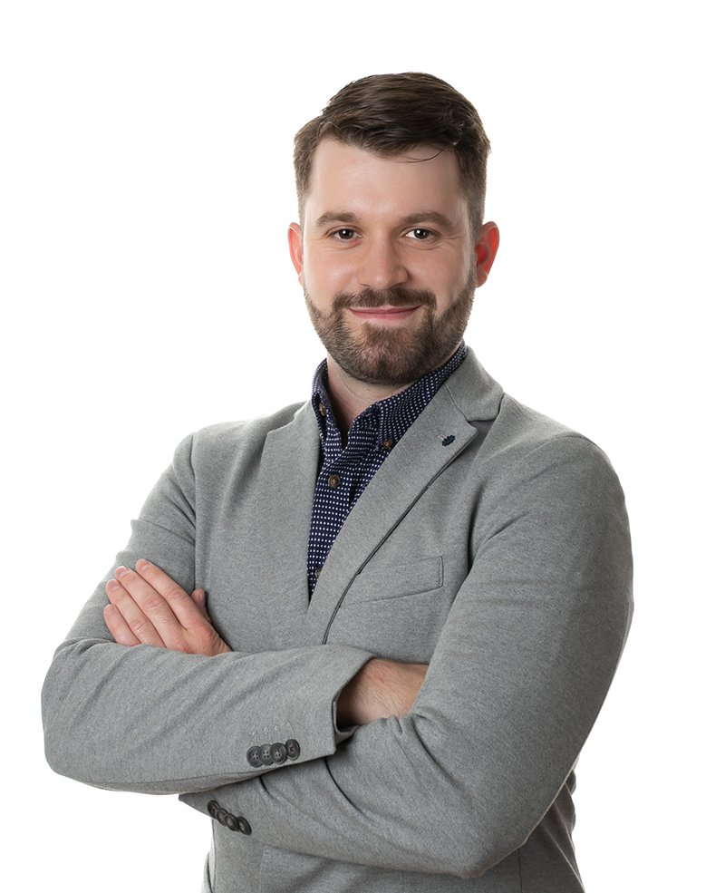 Michal Mráček (Klientská linka)