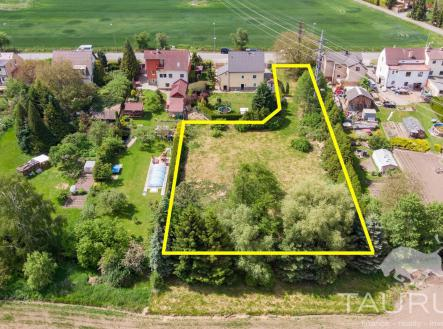. | Prodej - pozemek pro bydlení, 1929 m²