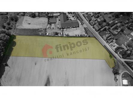 Prodej - pozemek pro komerční výstavbu, 11245 m²