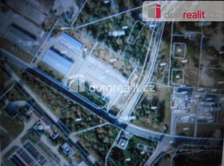 6 | Prodej - pozemek pro komerční výstavbu, 1240 m²