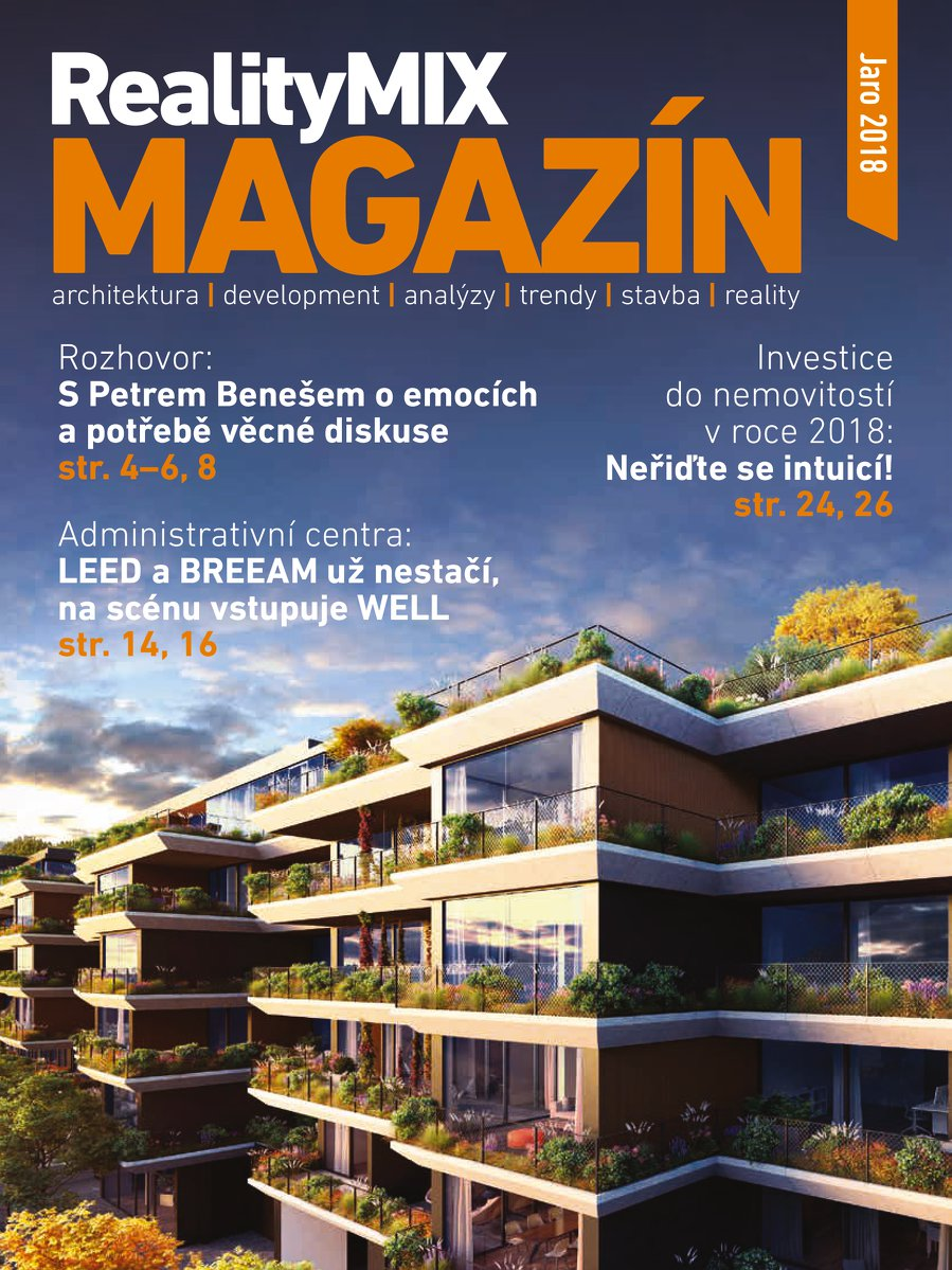 RealityMIX Magazín Jaro 2018