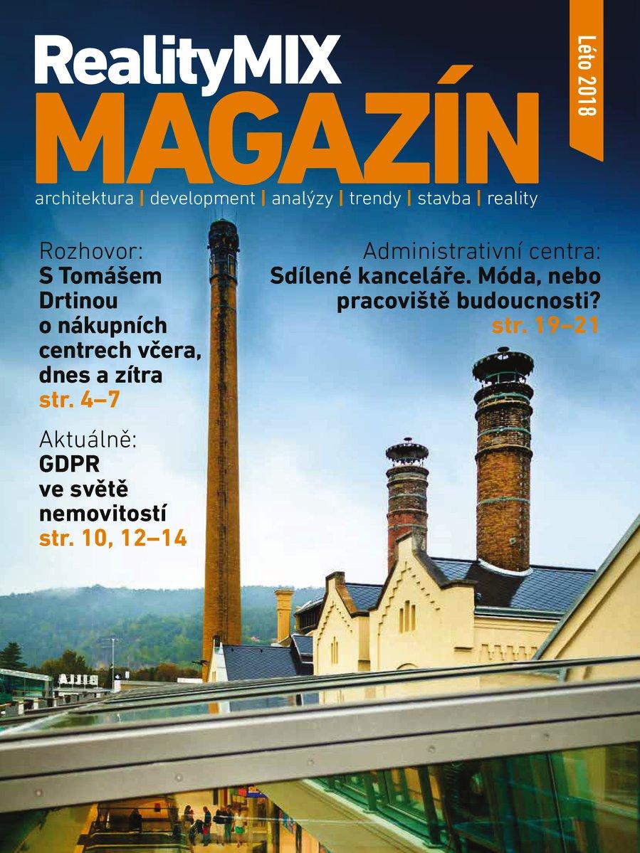 RealityMIX Magazín Léto 2018