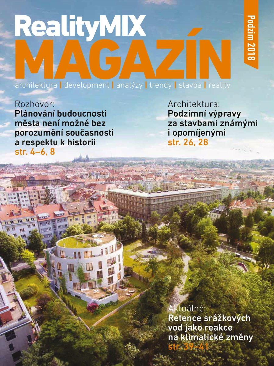 RealityMIX Magazín Podzim 2018