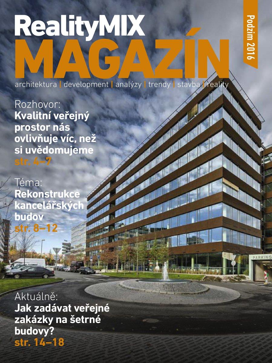 RealityMIX Magazín Podzim 2016