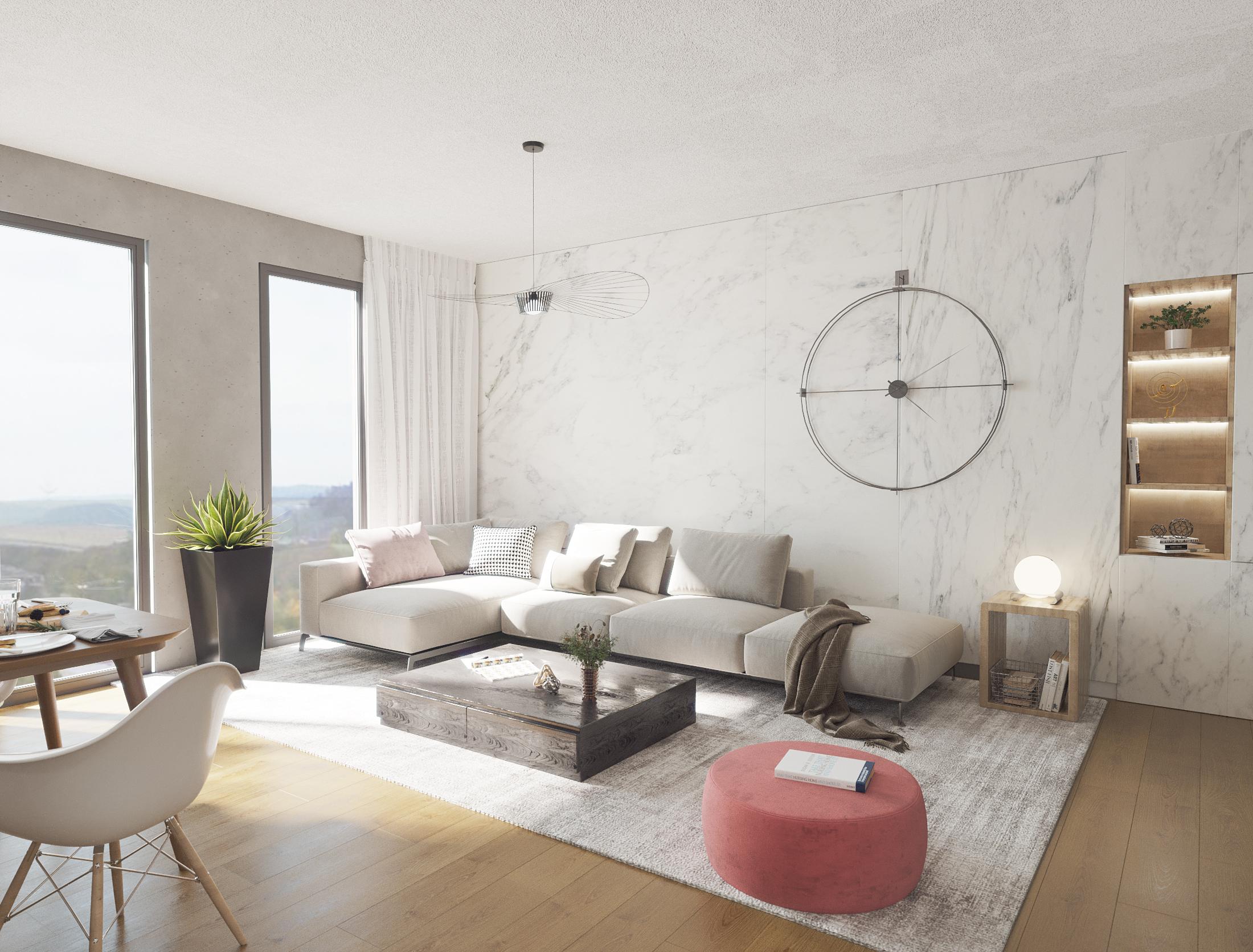 nemovitost bytový dům pod vinicí náhled bytu
